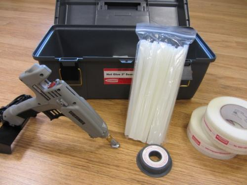 GLUE 2 - SEAMING KIT