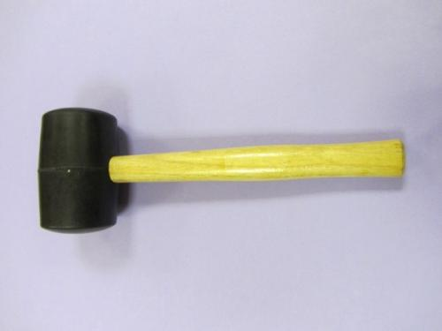RUBBER MALLET FOR SPOTNAILER
