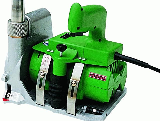 Leister Groover Grooving Machine 110v