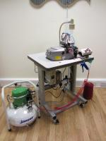 Premier Hi Speed Carpet Whipping Machine -