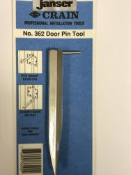 Door Pin Lifter