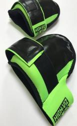 "Super Soft Kneepads - ""HI - VIS GREEN"""