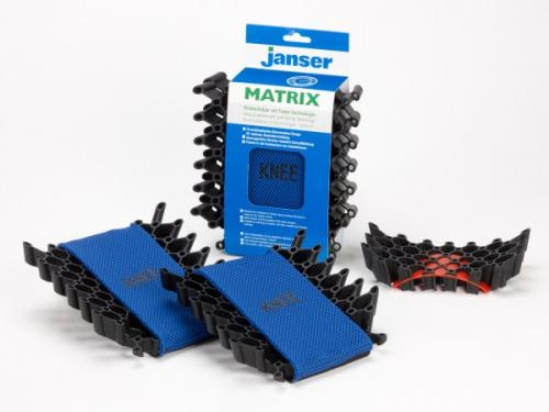 MATRIX INSERT KNEEPADS