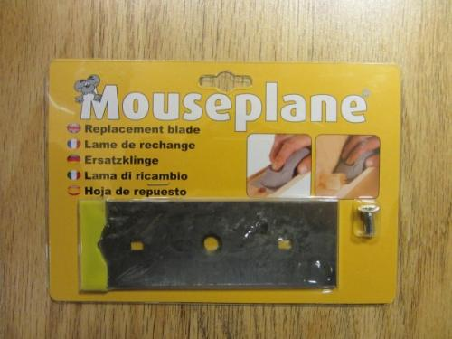 MOUSEPLANE SPARE BLADES
