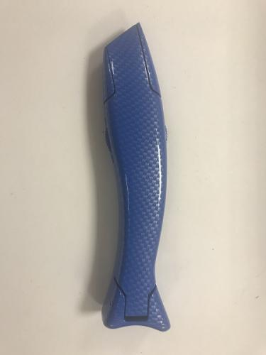 Marlin Knife - Bright Blue