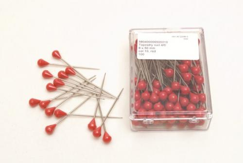 SMALL CARPET PINS 2 (100)