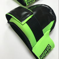 "NEW: Super Soft Kneepads - ""HI - VIS GREEN"""