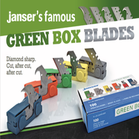PREMIUM BLADES - GREEN BOX BLADES PROMOTION