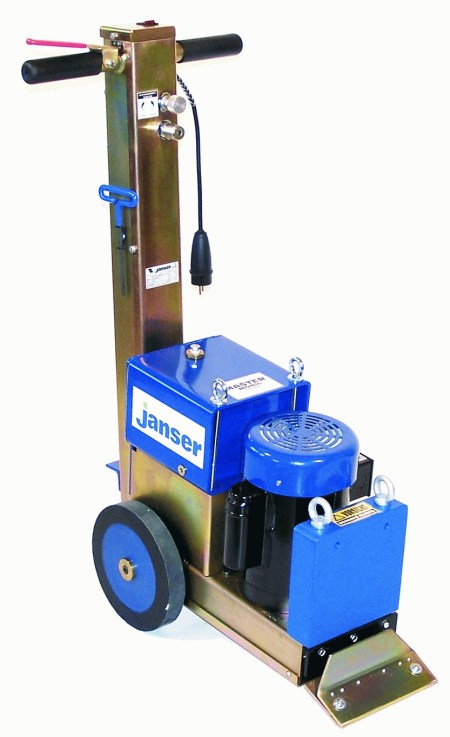 Floor Stripping Machines And Scrapers Janser Ltd