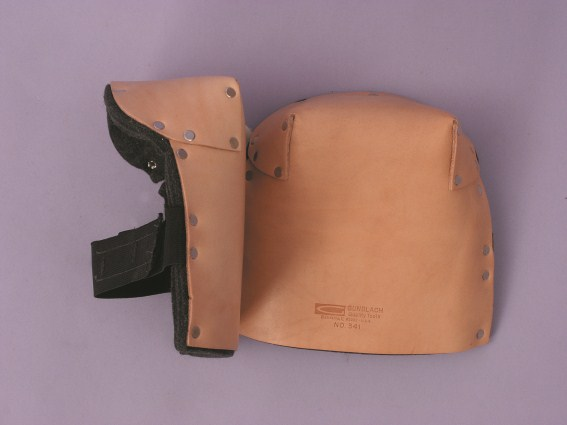 Leather Knee Pads